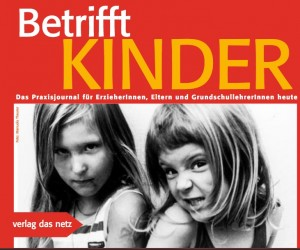 Betrifft Kinder Cover