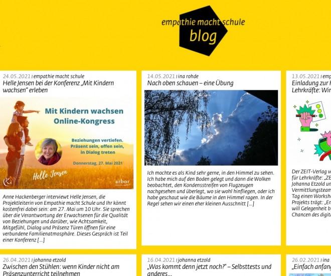 Foto Blog Empathei macht Schule