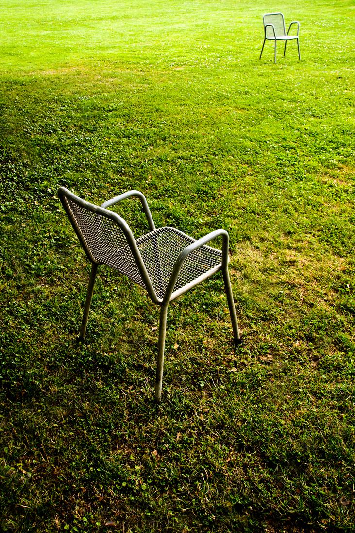 Foto zwei Stühle